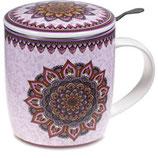 Tee-Tasse Mandala