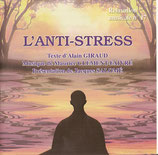 "CD SOPHROLOGIE ""L'ANTISTRESS"""