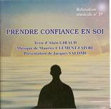 "CD SOPHROLOGIE ""PRENDRE CONFIANCE EN SOI"""