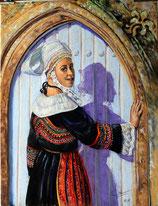 Danseuse de Saint Evarzeg