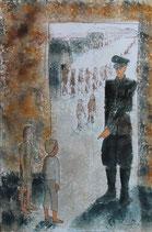 La fée de Westerbork, le choix, reproduction de qualité, A4