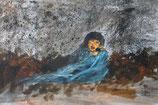 La fée de Westerbork, les mouches, reproduction de qualité, A5