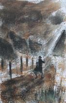 La fée de Westerbork, le klamër, reproduction de qualité, A5