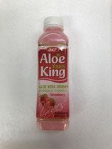 Aloe King Yogos (Strawberry) 500ml