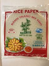 Bamboo Tree Rice paper (rote rund)400g