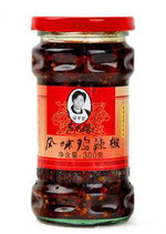 LGM chicken flavour chili oil with tofu 280g