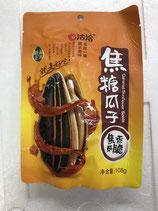 Sonnenblumenkern Karamellgeschmack (焦糖瓜子)108g