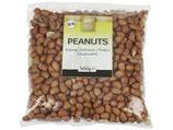 Erdnüsse Mit Haut 500 G