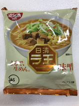 NISSIN 味噌 102g