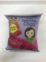 Mae Napa Purple Sweet Potato Chips 33g