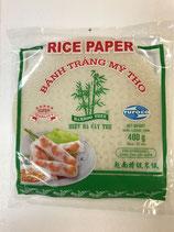 Bamboo Tree Rice paper (green /rund) 400g