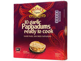Knoblauch Pappadums 100 G