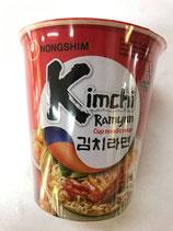 Nongshim Kimchi Cup noodle 75g