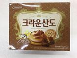 Crown Sando Choco Vanilla 161g
