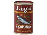 Sardinen in Tomatensauce & Chili (schrf) 155 G