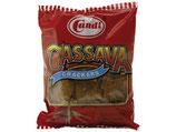 Kassava-Cracker (Roh) 250 G
