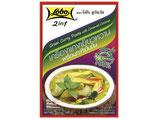Würzpaste Curry grün + Kokosmilch 100 G