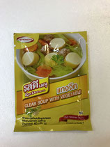 Ajinomoto Clear Soup With Vegetable 60g