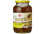 Honig-Ingwer Tee   500 G