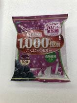 Konjac Fruchtgelee Traubeschmack 180g