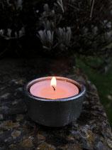 Mini-Teelichthalter -silber-