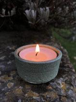 Mini-Teelichthalter -salbei-