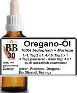 Oregano Öl, 10ml Pipette mit Sicherheitsverschluss
