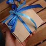Verpackung für Massage-Seife