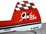 Aufklebersatz YAK 55M - 2,6 M