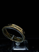 Pulsera/ Bracelet:  Material: 750 mls Oro / Gold