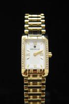 Reloj / Watch Cristian Lay  Material: 750 mls Oro / Gold - Diamantes / diamond