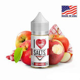30ml Mad Hatter I Love Salts Juice Apples   HK便  海外発送
