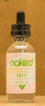 NAKED(ネイキッド)SOUR SWEET 60ml海外発送