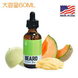 Beard Vape Co Green 60ml HK便  海外発送