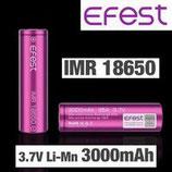 Efest 18650 3000mah 35A battery