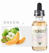 NAKED(ネイキッド)Green blast 60ml海外発送