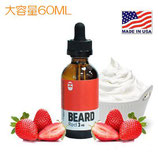 Beard Vape Co Red 60ml HK便  海外発送