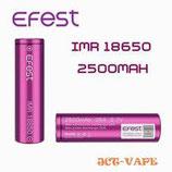 Efest 18650 2500mah 35A battery
