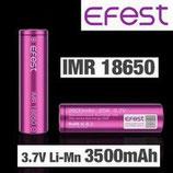Efest 18650 3500mah 20A battery