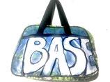 Handtasche BASEMENT - UPDATE, Einzelstück