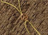 12 Peace Silk and Gold