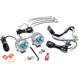 1100X Platinum Fernlicht-Kit