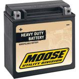 MOOSE Batterien Werkseitig Aktiviert