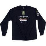 T-Shirt MONSTER Langarm