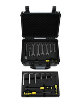 E2I0505ST MRT Werkzeugsatz mit 20 Werkzeugen aus unmagnetischem Stahl
