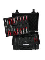 EAI0502TT MRT-Werkzeugsatz / Amagnetischer Titan-Werkzeugsatz mit 39 Werkzeugen