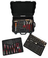 EAI0503TB MRT-Werkzeugsatz / Unmagnetischer Titan- und Beryllium-Kupfer-Werkzeugsatz mit 101 Werkzeugen