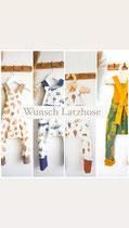 Wunsch Latzhose
