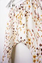 Floral Harem Pants Größe 80/86