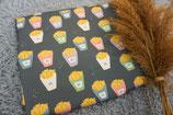 Limitierte Latzhose -Pommes Fritten-
